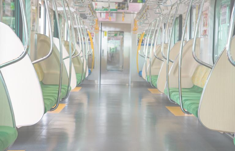 バス、電車、タクシー等の交通機関