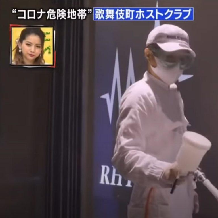 直撃!シンソウ坂上でナノゾーンコート施工風景が放送されました!